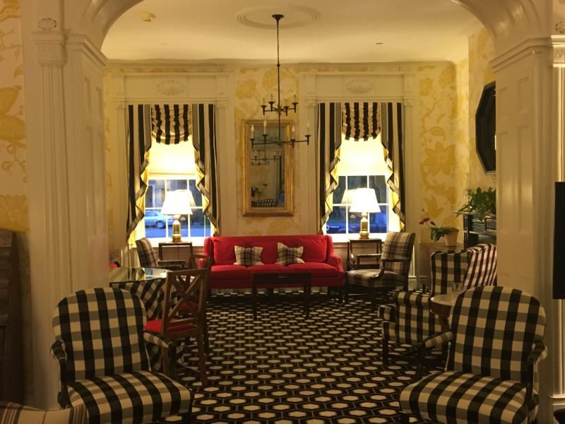 The Cooper Inn Living Room