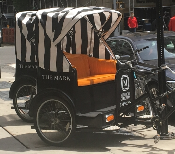 The Mark's Bergdorf Express