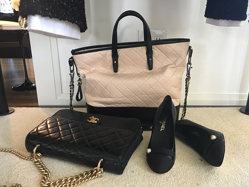 Chanel Bags and Shoes