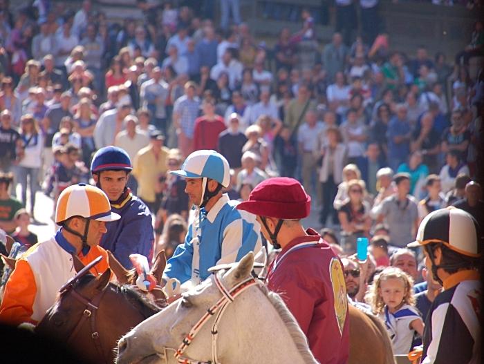 Contrade Jockeys