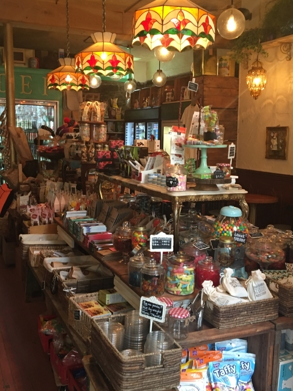 Candy Galore at Le Petit Dep