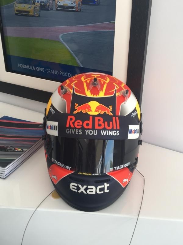 Red Bull Racing Helmet