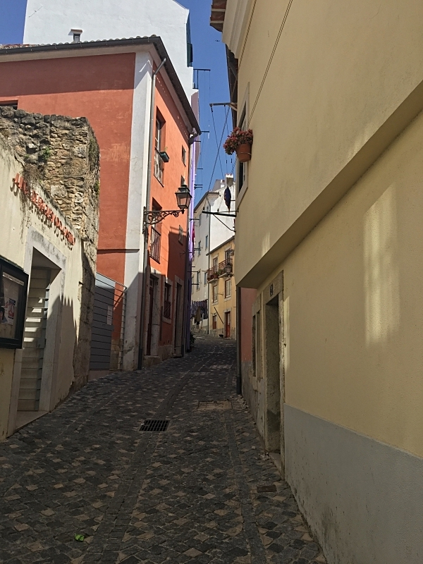 Medieval Streets of the Alfama