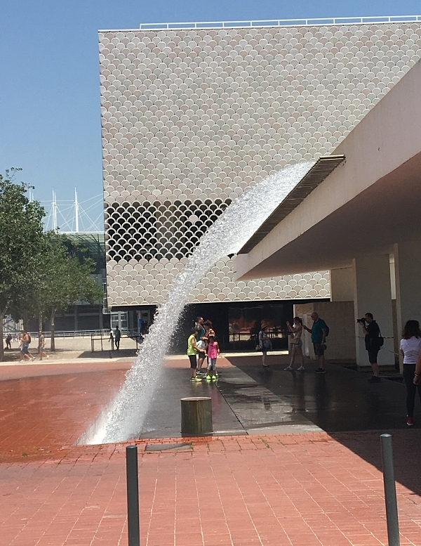 Oceanarium Entrance