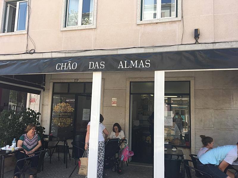 Chao Das Almas