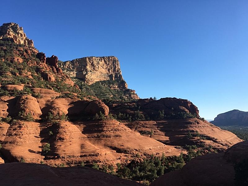 View from Broken Arrow Trail