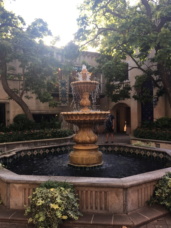 Tlaquepaque Fountains