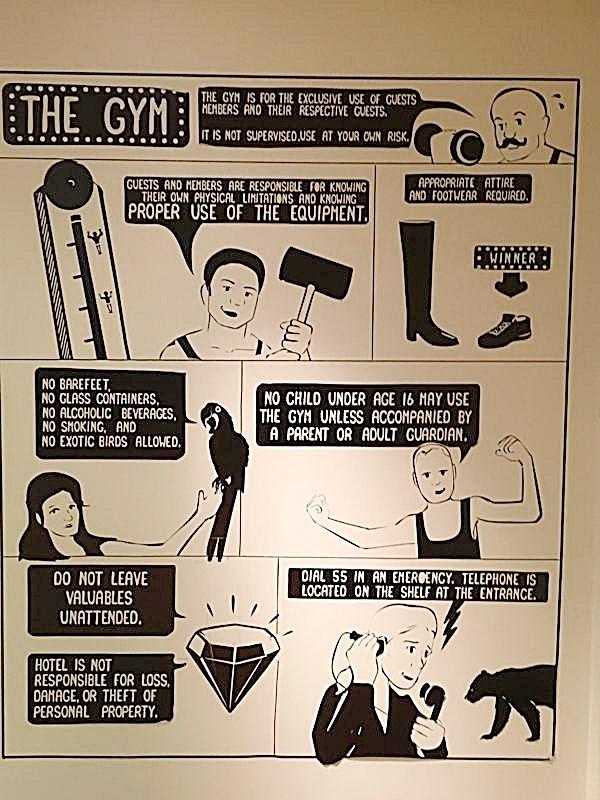 Gym Art