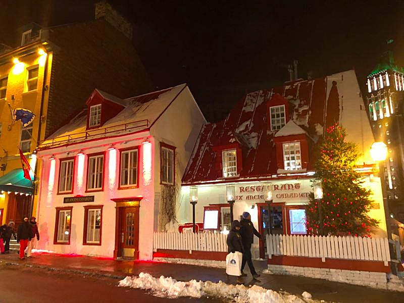 Oldest Building in Quebec