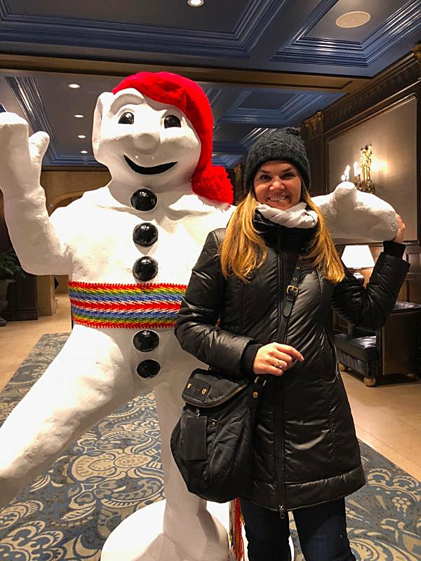 Bonhomme and Me