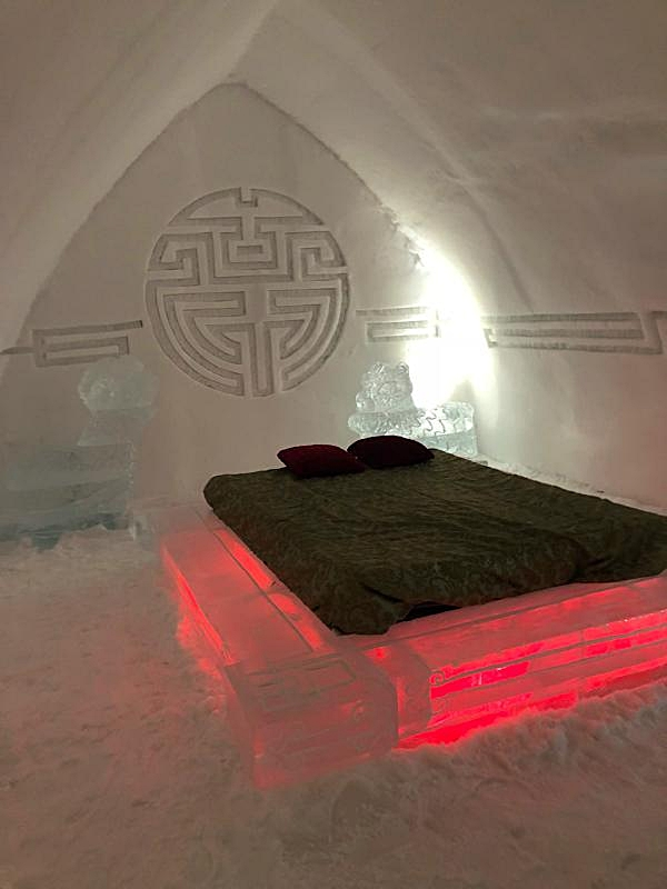 Ice hotel bed 2.JPG