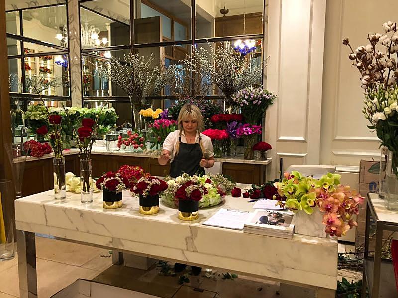 The Corinthia Florist