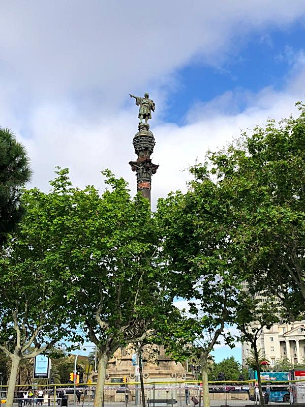 Christopher Columbus Column