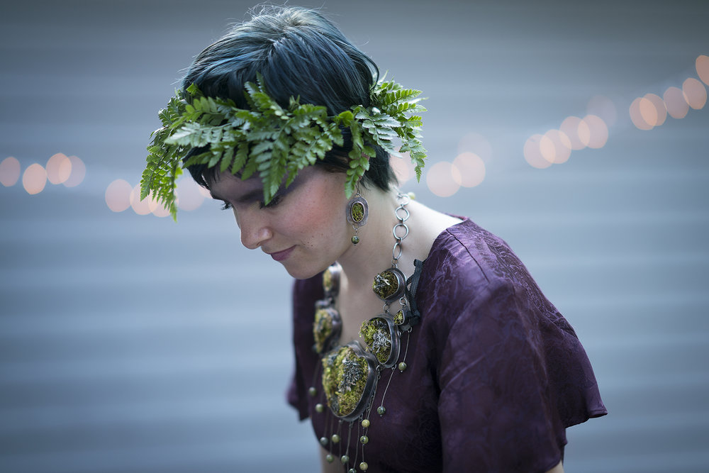 Lady Fern by Mike Bragg