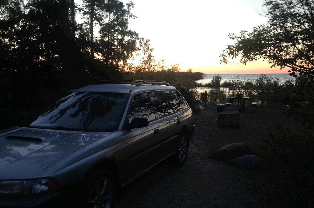 Leelanau Peninsula, Michigan (LP)