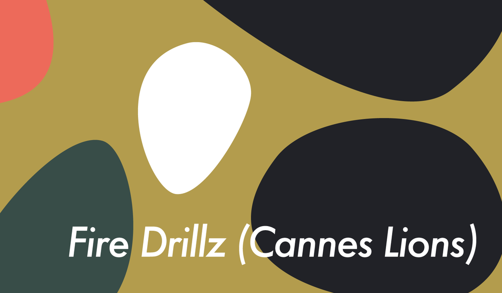Fire Drillz by Allianz (Cannes Future Lions Entry)