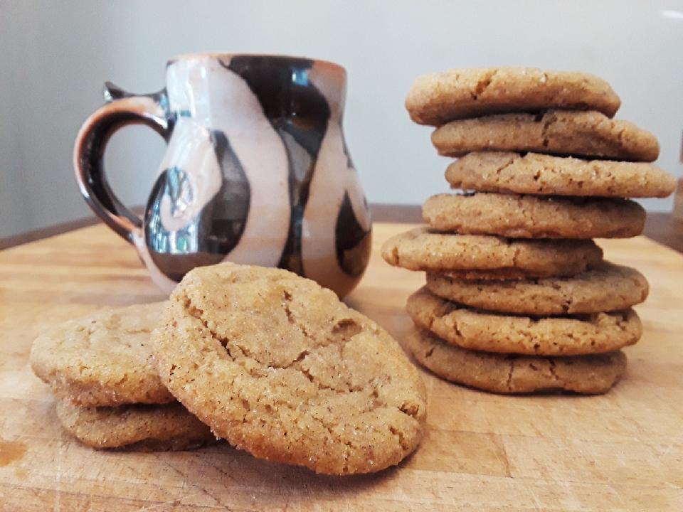 Chai Spiced Cookie