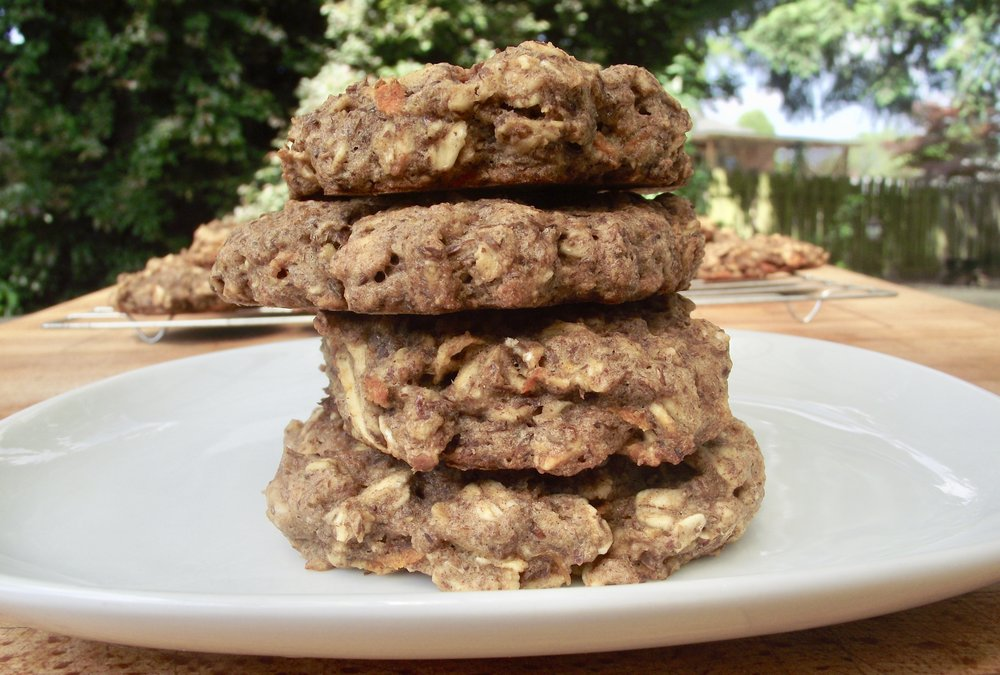 Breakfast Cookie - Carrot Cake (Vegan)