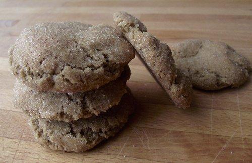 Snickerdoodle Cookies (Vegan)