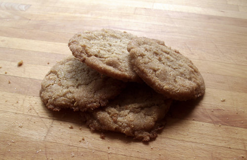 Peanut Butter Cookies (Vegan)