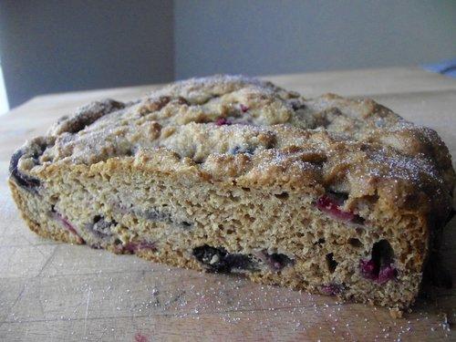 Berry Brunch Loaf