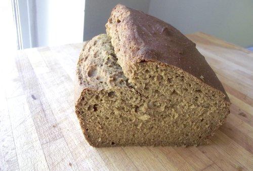 Honey Soda Bread