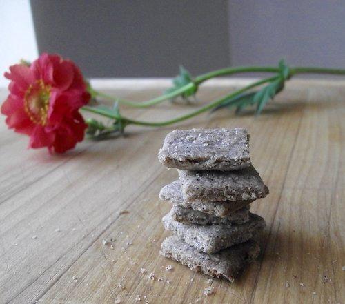 Maple Crackers (Vegan)