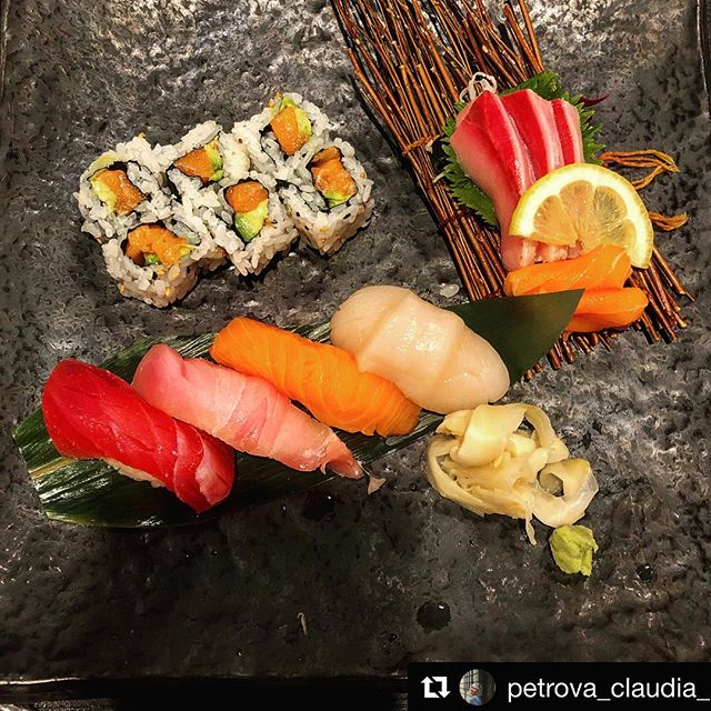summer colors at ida 🍣 #Repost @petrova_claudia_ ・・・ #ida #japanesefood #nyc #weekendgetaway #izakayaida #sushi #summer #japanesegastropub #sashimi #upperwestside #izakaya