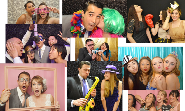 SANTA ANA PHOTO BOOTH RENTAL - FUN IMAGE