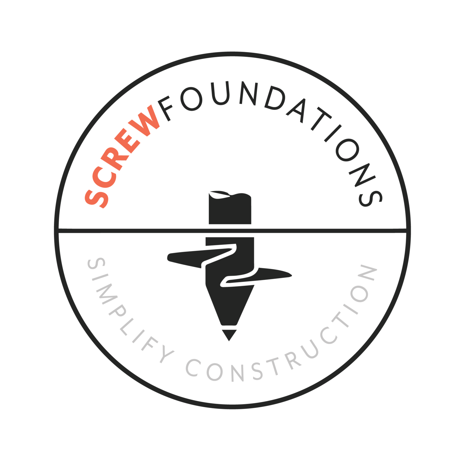 SIMPLIFY CONSTRUCTION WITH SCREW FOUNDATIONS