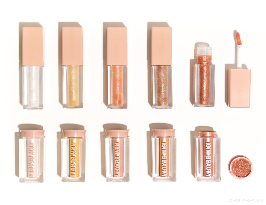 KKW BEAUTY ULTRABEAMS collection