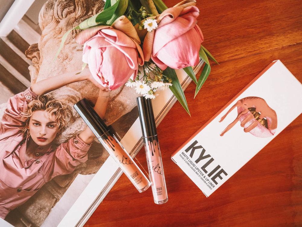 Kylie Cosmetics + KKW Cosmetics