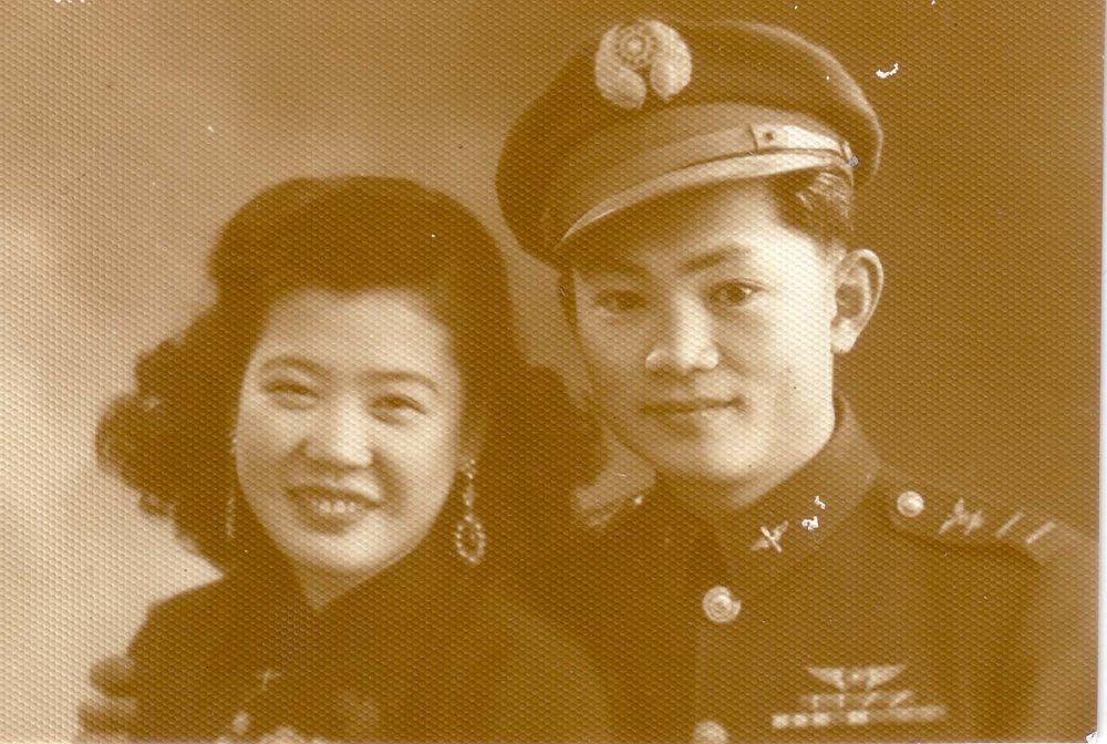 Mama and Papa Liang