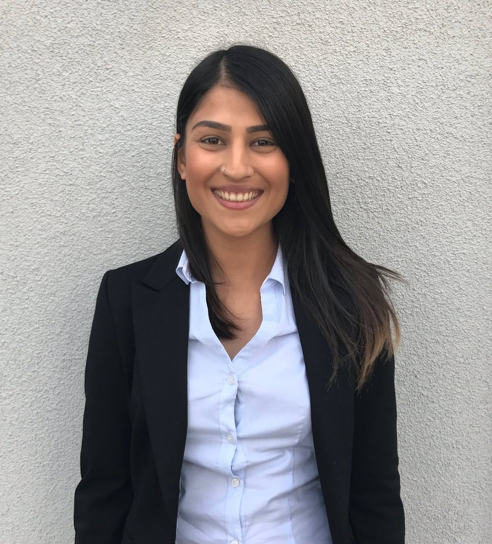 """""""As a new member of the Scholar Wine development team, I look forward to volunteering my time to help this organization continue proving financial assistance to students like myself."""" - Hena Khairzadah 