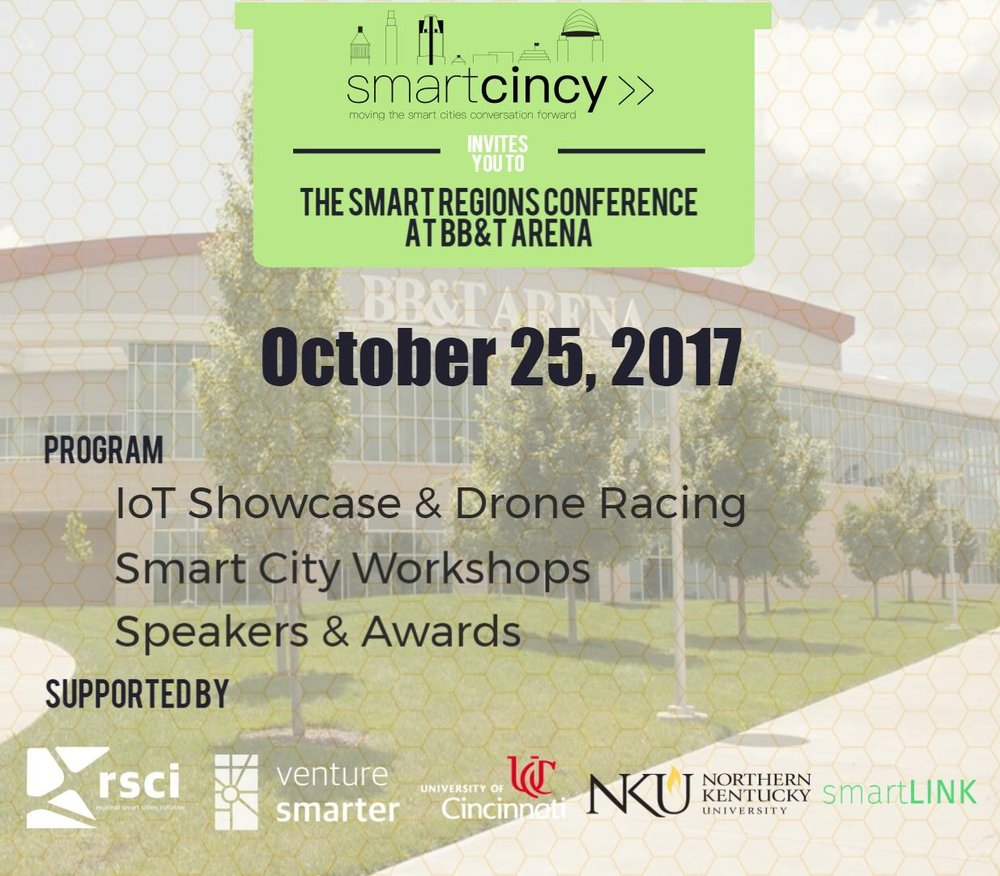 Smart Regions Conference 2017