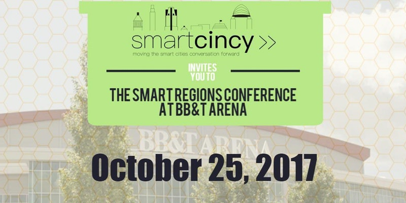 Smart Regions Conference at BB&T Arena