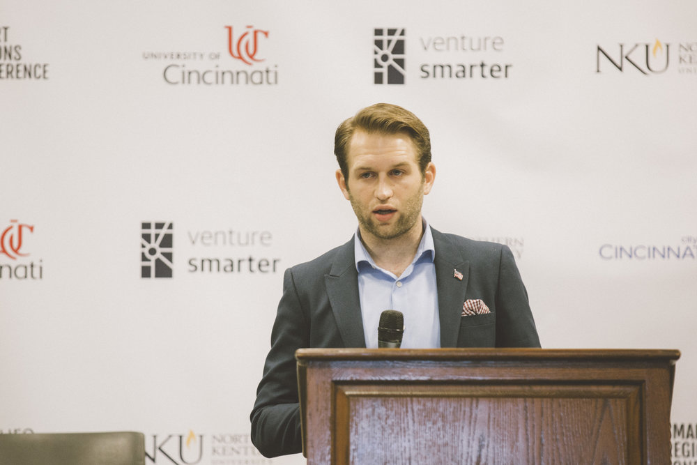 Zack Huhn, Chief Executive Officer at Venture Smarter and Chair of the IEEE Smart Cities Standards Subcommittee