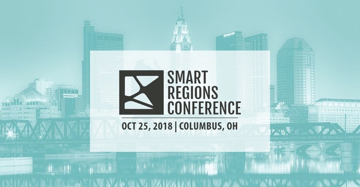 Smart Regions Conference 2018 Columbus Ohio Technology Event