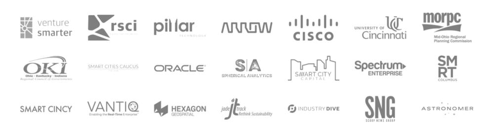Smart Regions Conference Sponsors