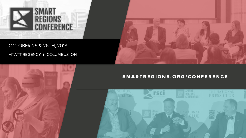 Attend the 'Making Smart Cities Scientific' panel at the second annual Smart Regions Conference!  Details here.