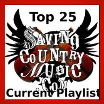 """Thank you @saving_country_music  for adding """"Love To Try Them On"""" to their Top 25 Current Playlist. @spotify"""