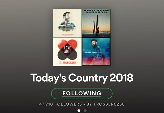 "Listen to ""It's A Southern Thing"" on this great playlist."
