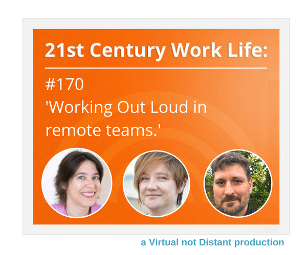 WLP170_working out loud in remote teams