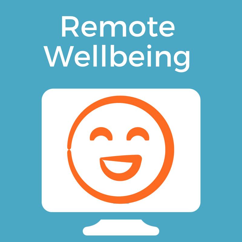 remote wellbeing