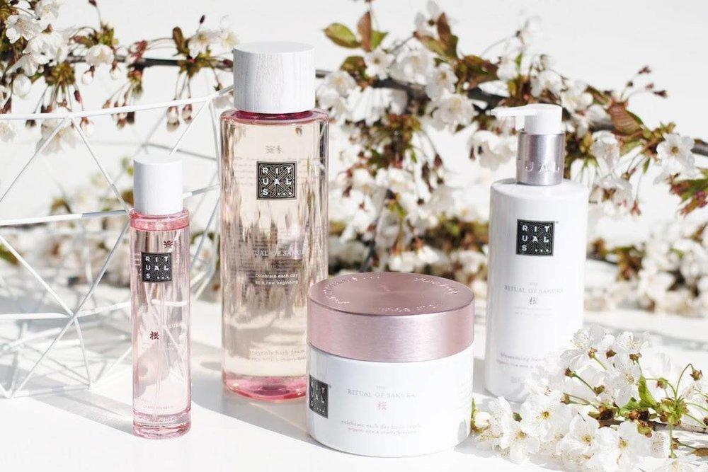 rituals of sakura