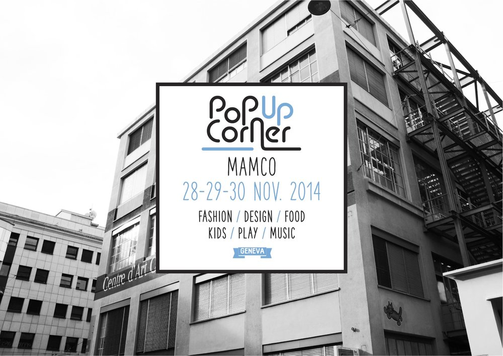Pop-Up Corner au Mamco