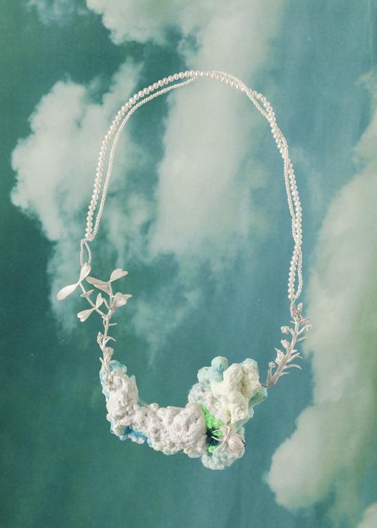 Julie Blaive, créatrice de bijoux et accessoires