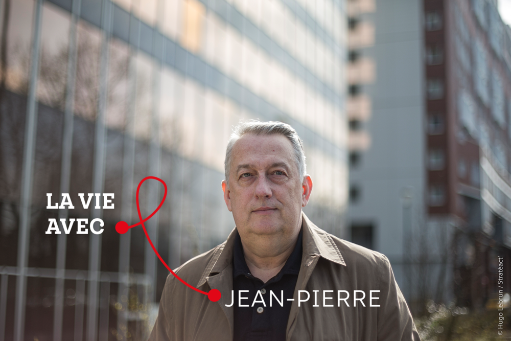 «Il est important de souligner qu'en France, la qualité de prise en charge du VIH est l'une des meilleures au monde !» Jean-Pierre, bénévole au TRT-5