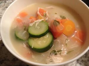 Bone Broth Soup - GAPS Diet