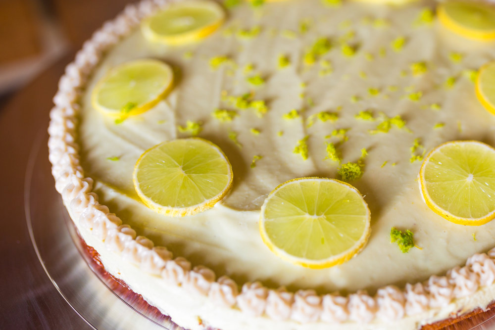 "Key Lime ""Cheese""cake"
